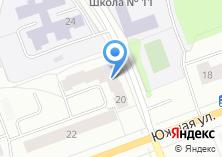 Компания «Северный рабочий» на карте