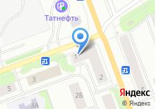 Компания «СевСтройИнжиниринг» на карте