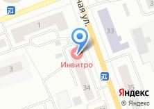 Компания «Бетар Север» на карте