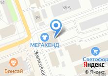 Компания «Пешеход» на карте