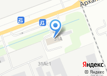 Компания «Авто-Корея» на карте