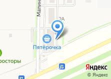 Компания «Окские просторы» на карте
