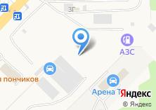 Компания «Служба по ремонту авторефрежераторов» на карте