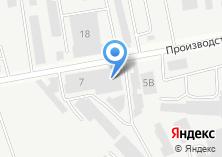 Компания «Художественная мастерская по отделке и реставрации фасадов» на карте