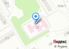 Компания «Городская больница №12» на карте