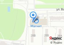 Компания «Эйприл» на карте