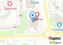 Компания «Универсал-Спецтехника» на карте