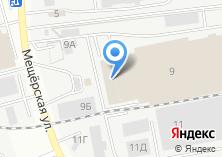 Компания «Леднев» на карте