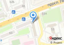 Компания «Главное бюро медико-социальной экспертизы по Владимирской области» на карте