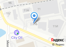 Компания «Мебель СБК» на карте