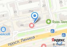 Компания «Дента Art» на карте