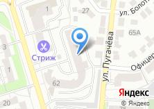 Компания «Владимирская база трубопроводной арматуры» на карте