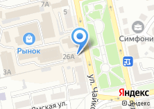 Компания «АкваМонтаж» на карте