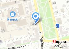 Компания «Центр отопительных систем» на карте