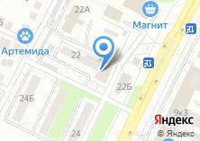 Компания «Стройинтех» на карте
