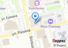 Компания «Анна Sаливон» на карте