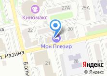Компания «Владимиртеплогаз» на карте