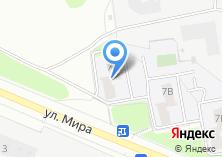 Компания «Монтаж фундамента» на карте