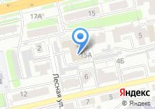 Компания «Владстройсервис» на карте