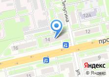 Компания «Промальп 33» на карте