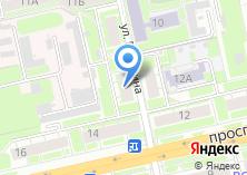 Компания «Владимир-Тест» на карте