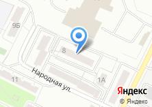 Компания «СтройУниверсал-Владимир» на карте