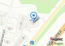 Компания «Консоль» на карте