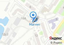 Компания «ЭНЕРГО ЦЕНТР» на карте