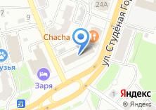 Компания «Квин тур» на карте