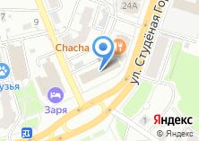 Компания «Реабилитационный центр *мечта*» на карте