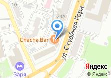 Компания «Гален» на карте