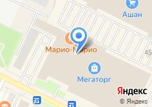 Компания «ACCENT» на карте