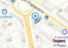 Компания «Иоффе и Партнеры» на карте