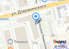 Компания «РСУ7» на карте