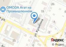 Компания «Честный Автосервис» на карте