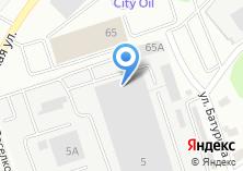 Компания «Скв» на карте