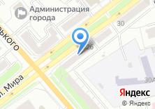 Компания «ИРТ ВЛАДИМИР» на карте
