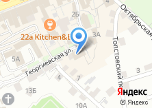 Компания «Владимирский промстройпроект» на карте