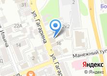 Компания «Хирш» на карте