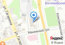 Компания «СМУ-33» на карте