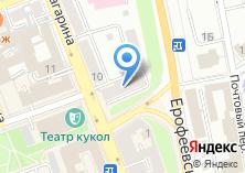 Компания «Бюро переводов на Гагарина» на карте