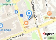 Компания «Ecosway» на карте