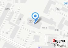 Компания «2-й почаевский проезд» на карте