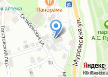Компания «СВОД» на карте