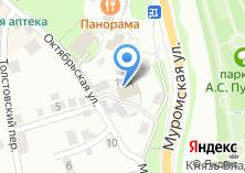 Компания «Владпромлес» на карте