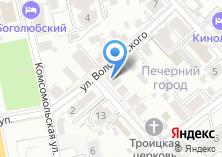 Компания «Негабаритные перевозки Владимир» на карте