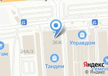 Компания «ВеКот» на карте
