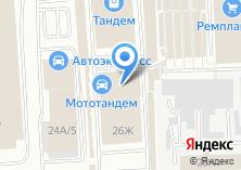 Компания «Белорусский мебельный дом» на карте