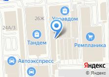 Компания «Банное дело» на карте