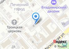 Компания «Дезинфекционное предприятие» на карте